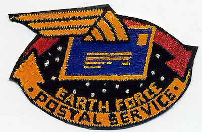 Babylon 5 Embroidered Postal Service Patch