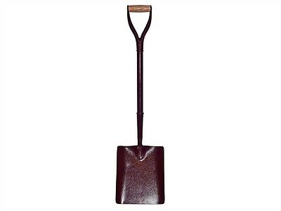 Faithfull FAIASS2MYD All Steel Shovel - Square 2 MYD 2702TB