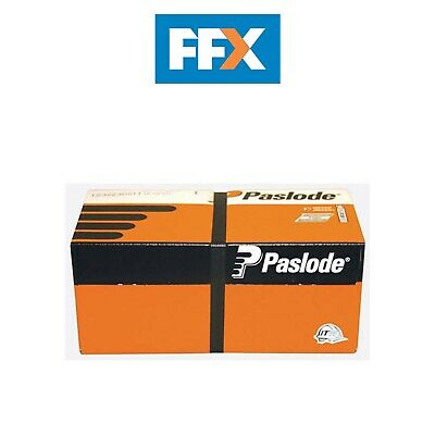 Paslode 141265 3.1mm x 75mm RG HDGV Handy Pack (1100 per box + 1 fuel cells)