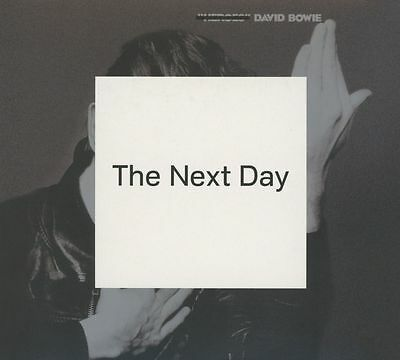 David Bowie - The Next Day 2Cd Deluxe Edition Album (2013)