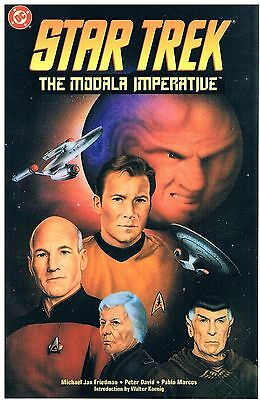 Star Trek The Modala Imperative / US Trade Paperback