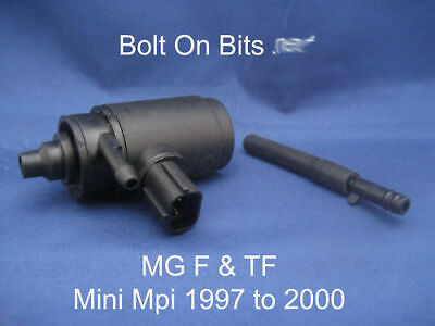 Windscreen Washer Pump MGF MGTF MG F TF 1995 through to 2005 DMC100380 1.6 1.8