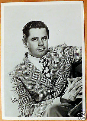 Moxie Stars 5X7 Black/White Glossy Photo Glenn Ford