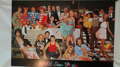 The Beatles And Michael Jackson 1993 All Star Party Picture #e1111