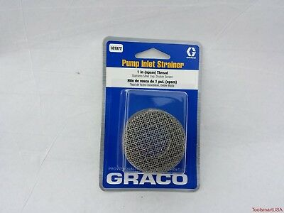 Graco Pump Inlet Strainer 181072 181-072
