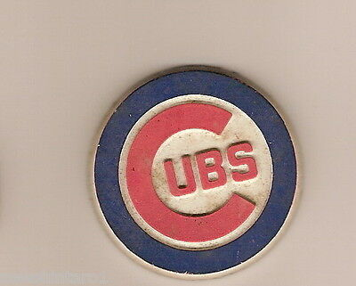 #d17. Flexible Baseball Magnet - Cubs