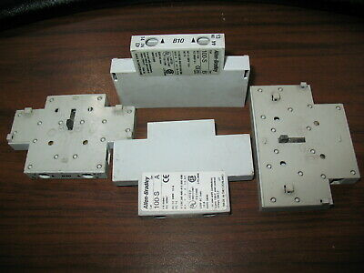 Allen Bradley 100-SB10 Side Mount Auxiliary Contact (1 N.O. Contact)