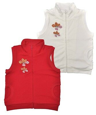 Fashion Focus,  Red Gillet/body Warmer ,age 3/4 Years,assorted Colours/ages