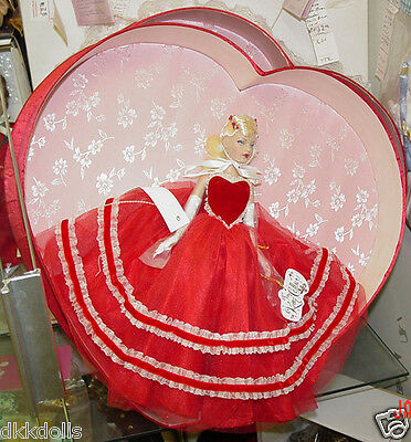 Tonner Tiny Kitty Valentine Hearts Hat Box Set 2005, New, MIB