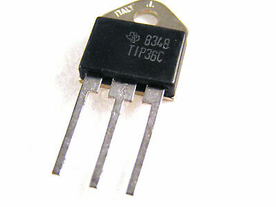 RS TIP43A PNP Power Transistor 10A 80W SOT-93