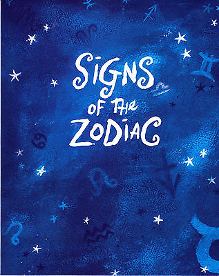 2007 Signs of the Zodiac - Post Office Pack