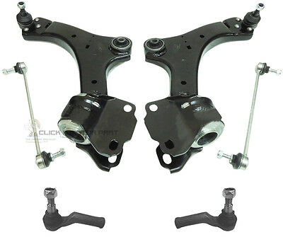 FORD MONDEO MK1 MK2 FRONT 2 LOWER WISHBONES ARMS /& 2 OUTER TRACK ROD ENDS