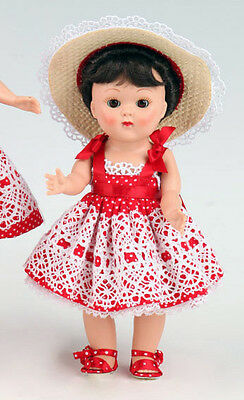 Vogue Garden Party Sister Vintage Reproduction Ginny Doll 2011