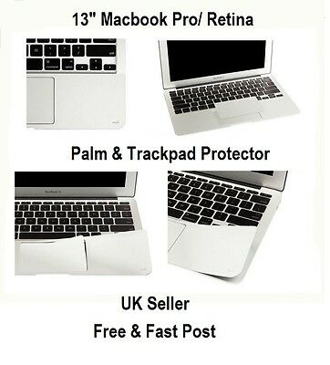 PALM GUARD TRACK PAD COVER FILM STICKER PROTECTOR for MACBOOK PRO 13 INCH RETINA