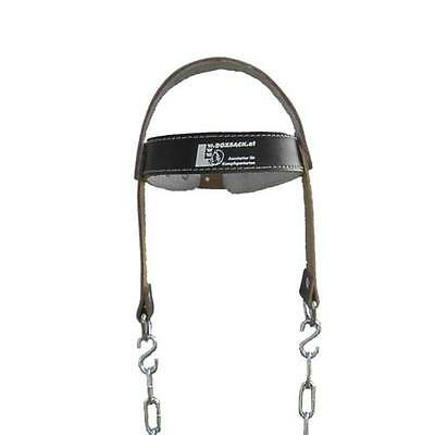 Weight Lifting Head Harness ( Nackenmuskel Trainer ) ideal für Boxsack Training