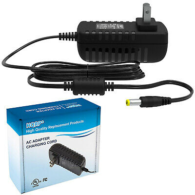 HQRP AC Adapter Power Supply for DYMO Rhino 3000 4200 5000 5200 6000 6500