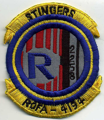 B5  Babylon 5 Stingers Embroidered Squadron Iron-on  Patch