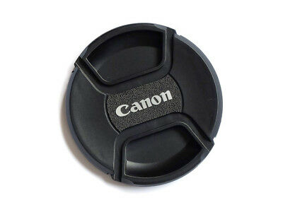 Lens Cap for Canon Lenses with a Filter Thread of 58mm Diameter