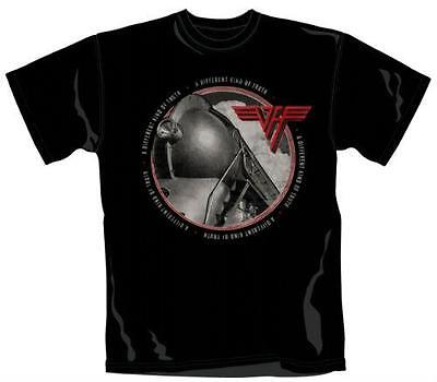 Van Halen:A Different Kind Of Truth T-Shirt - Brand New & Sealed In Pack