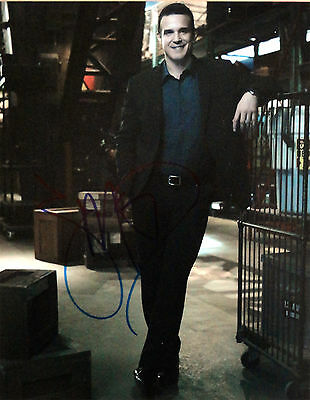 Eddie McClintock signed Warehouse 13 photo / autograph 8x10