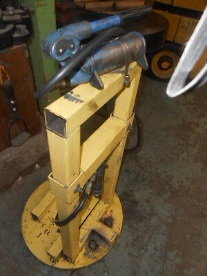 10-Ton H-Frame Hand Hydraulic Press - IN GOOD CONDITION