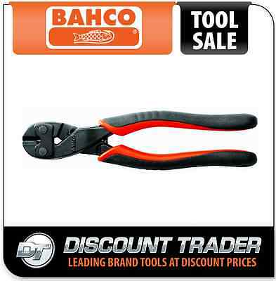 Bahco Bolt Cutter 200mm - Cuts Piano Wire upto 3.8mm - 1520G