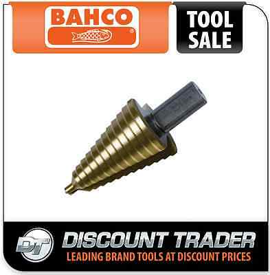 Bahco Step Drill - 13 Steps - 5-35mm - 230-SD