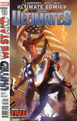 Ultimates #18 (NM)`13 Humphries/ Ross