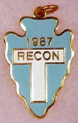 Home Front: 36th Inf. Division RECON 1987 Reunion Charm