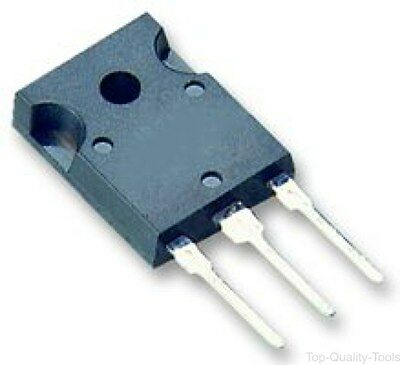 Schottky Rectifier, 45 V, 15 A, Dual Common Cathode, TO-247AC, 3 Pins, 760 mV