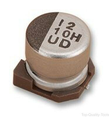 SMD Aluminium Electrolytic Capacitor, Radial Can - SMD, 47 µF, 50 V, UD Series