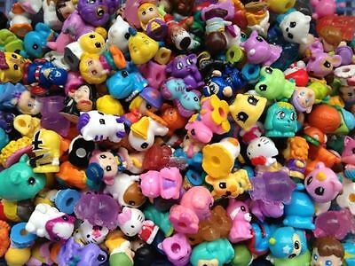 20pc SQUINKIES Toys Mixed Lot In Random With NO CONTAINERS