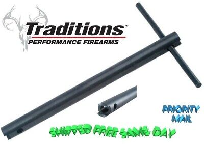 Traditions Accelerator Breech Plug Wrench A1444 Black Powder Muzzleloader