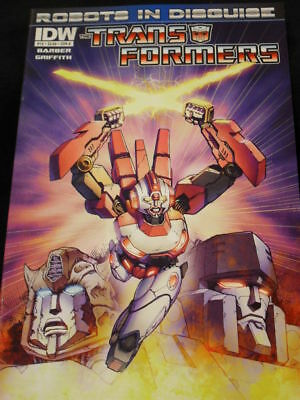 The Transformers: Robots In Disguise #15 Cover A (Idw Comics)