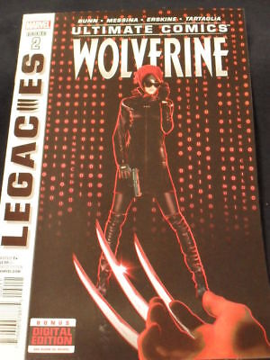 Ultimate Comics: Wolverine #2 Cullen Bunn (Marvel Comics)