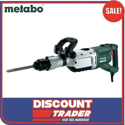 Metabo Electronic Chipping Hammer / Demolition Hammer - MHE 96