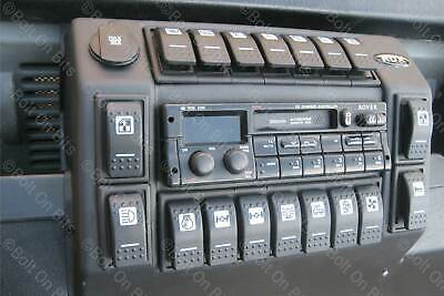 RDX Command Console LandRover Defender 90/110 Dashboard