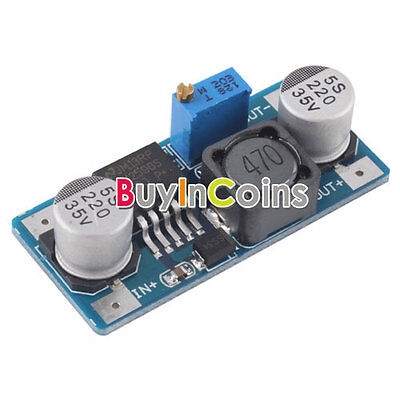 New LM2596 Step Down Adjustable DC-DC Power Supply Module Useful