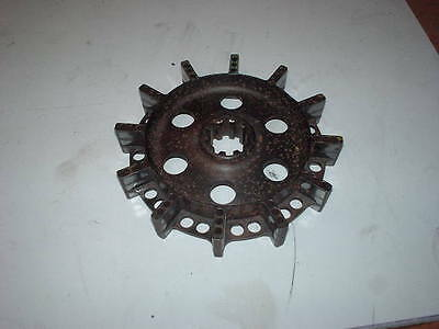 2wd / 3 door / rs500 cosworth group A rally car 909 carbon clutch drive flange.