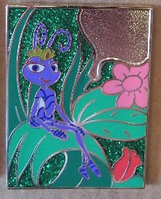 DISNEY PIN PIXAR MYSTERY COLLECTION BUGS LIFE princess ATTA chaser le 200