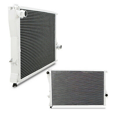 Bmw 5 Series E39 7 Series E38 High Flow Aluminium Race Sport 40Mm Radiator Rad