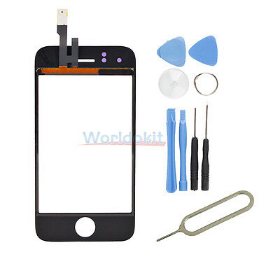 New LCD Screen Touch Digitizer Repair Replacement for iPhone 3GS + Tools