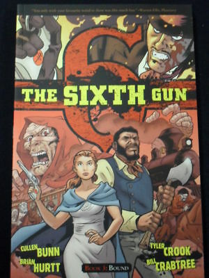 The Sixth Gun Book 3: Bound Tpb Collects #12 - 17! Western