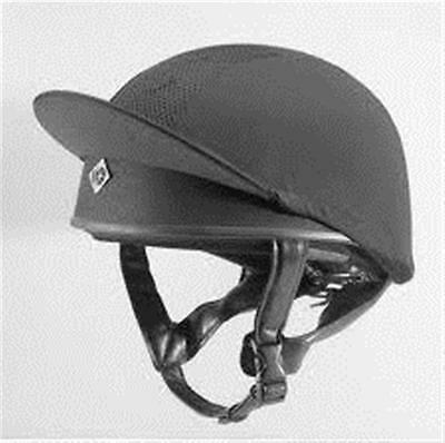 Charles Owen Pro II horse riding skull hat helmet low profile vented pro 2