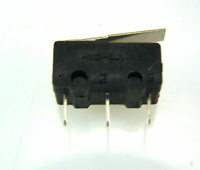 Miniature Microswitch 0.1A 30VDC Lever Operation Changeover 1 piece V6L OM0619
