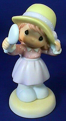 """Precious Little Moments 1999 Enesco """"I'M A REFLECTION OF YOUR LOVE"""" 730238 MIB"""