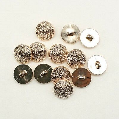 12 x Military Eagle Bird Shield Buttons 15mm 21mm 25mm Shank on back Arms Royal