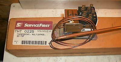 Trane / ServiceFirst THT0225 THT 0225 THERMOSTAT MULTISTAGE 60-75F