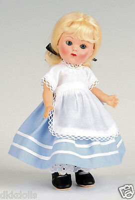 Vogue Marge Meisinger's Alice Vintage Repro Ginny Doll