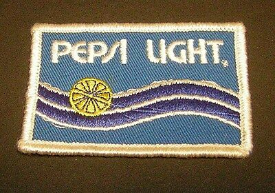 "Vintage Pepsi ""Light"" Patch"